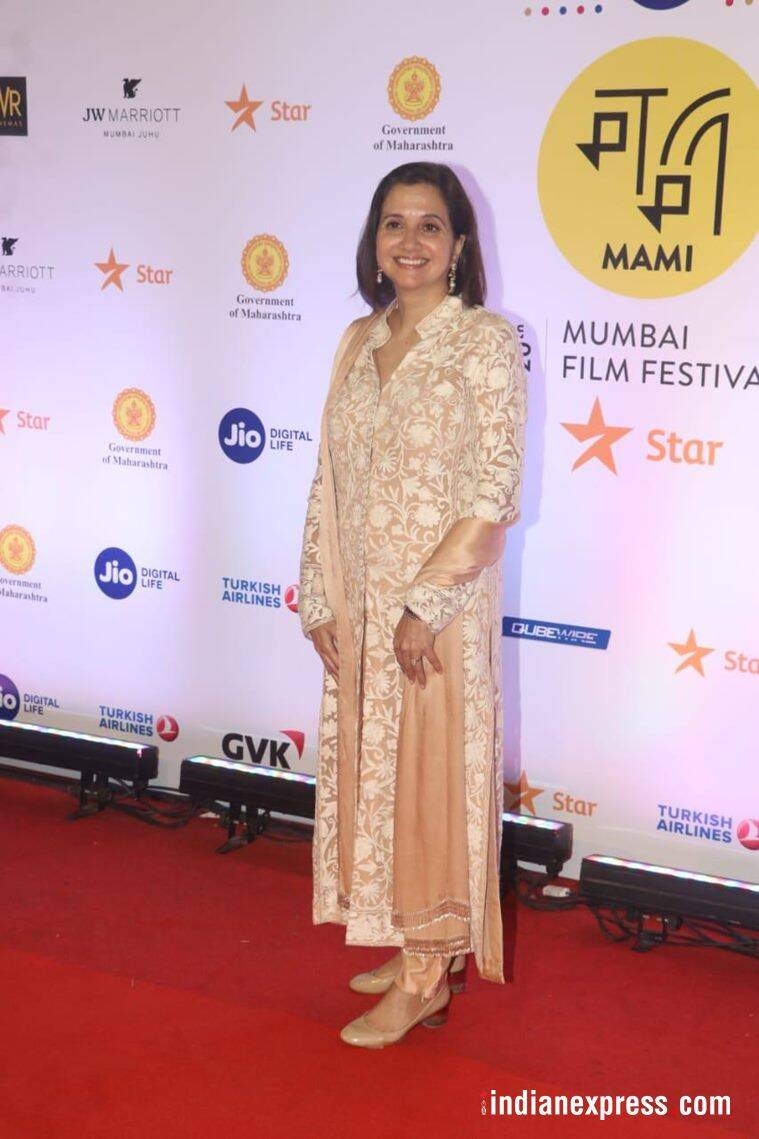 Anupama Chopra at MAMI