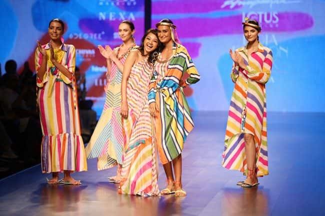 Lotus Make-Up India Fashion Week, LMIFW 2018, LMIFW, Anupamaa Dayal, Rimzim Dadu, Pero, Huemn, Samant Chauhan, fashion week 2018, fashion designers india, indian express, indian express news