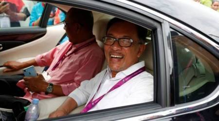 Malaysia PM-in-waiting Anwar Ibrahim wins parliamentaryby-election