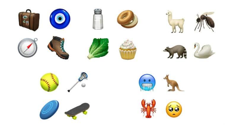 Apple, Apple Emojis, iPhone emojis, Apple emoticons, New Emojis, iPad Emojis, Apple Watch Emojis, Mac Emojis, iOS 12 Emojis