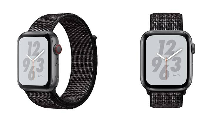 abrazo Prescripción barro  Apple Watch Nike+ Series 4 finally goes on sale: Details on price,  availability | Technology News,The Indian Express