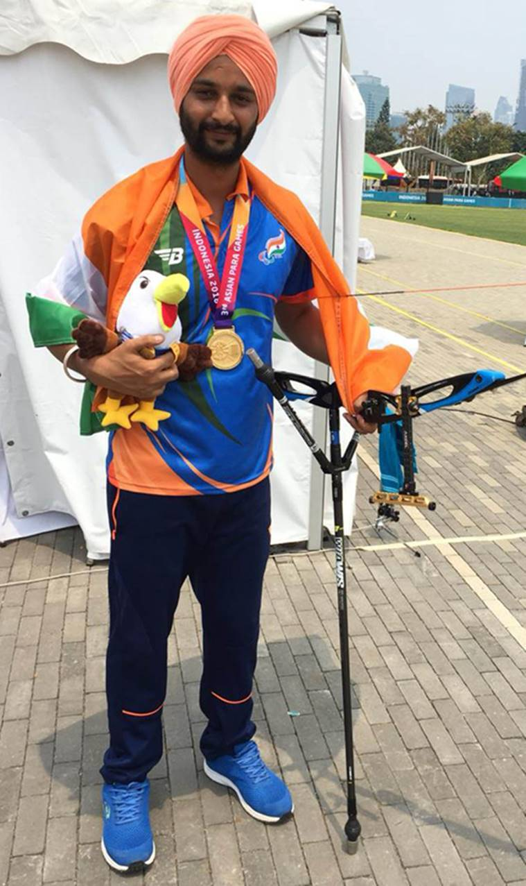 I hope this medal is a new beginning for para archers in India: Haryana athlete Harvinder Singh