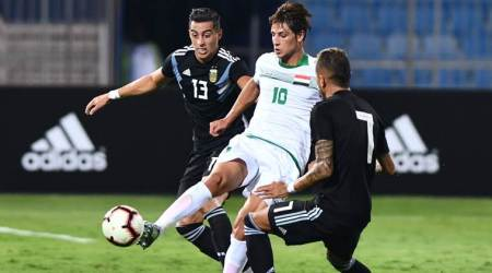 Four-goal Argentina too strong for Iraq in Saudi friendly