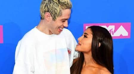 Ariana Grande, Pete Davidson split