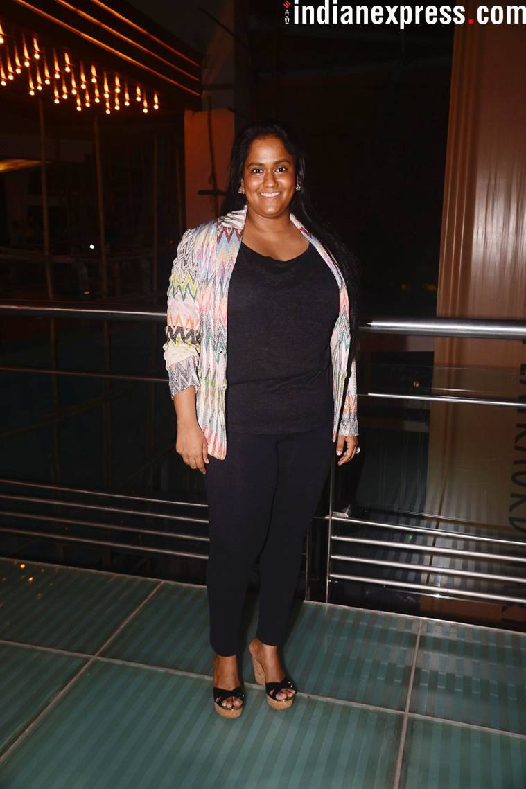 arpita khan sharma at loveyatri screening