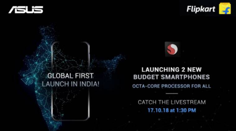 Asus ZenFone India Launch Event: How to watch livestream, specifications,features
