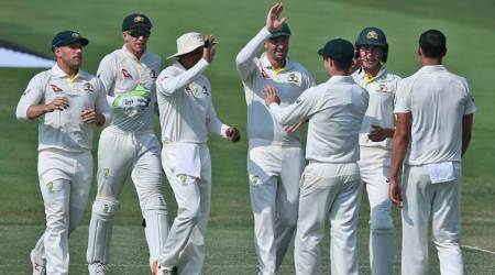 Pakistan vs Australia 2nd Test Day 2 Live Cricket Score, PAK vs AUS Live Streaming: Fakhar Zaman's fifty adds to Australia's woes