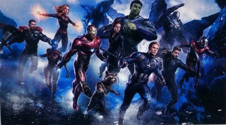 avengers 4 wrapped
