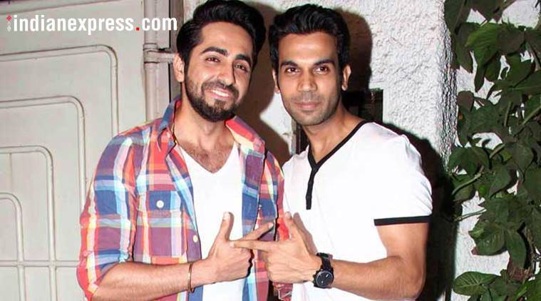 rajkummar rao and ayushmann khurrana photos