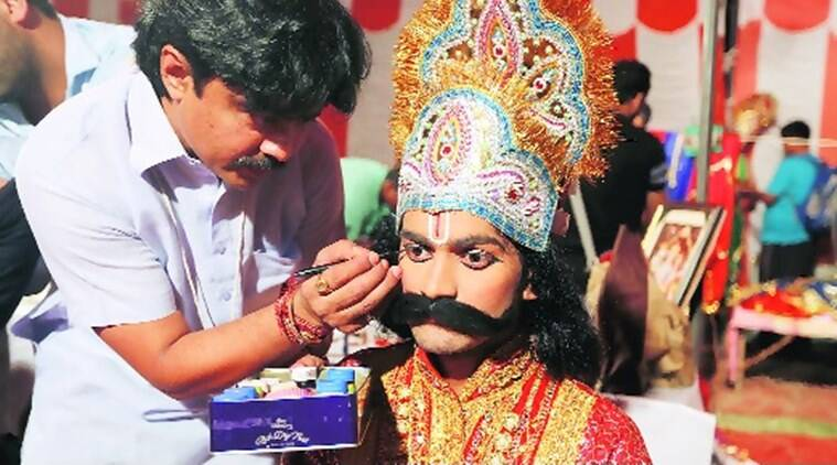 Ramleela celebrations: Aazam just cannot wait to play the role of rishi