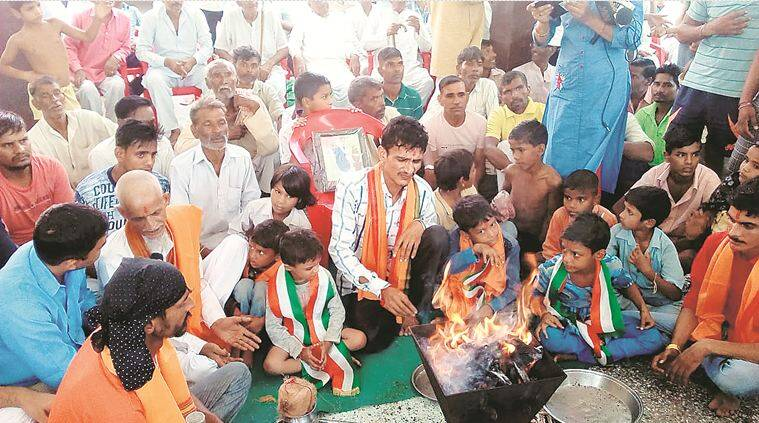 Baghpat: Muslim family converts to Hinduism, cites 'no support'