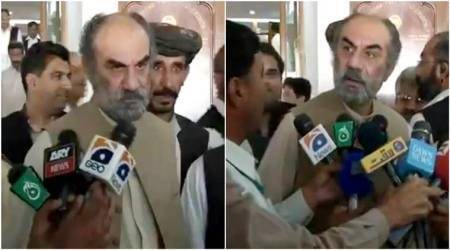 WATCH: Former CM of Balochistan has a 'perfect' answer to every question