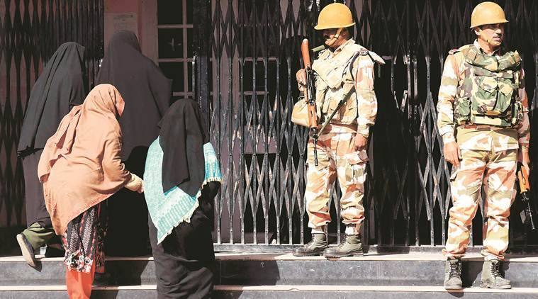 Jammu and Kashmir civic polls: Srinagar turnout 1.8 %, Samba records 81 %