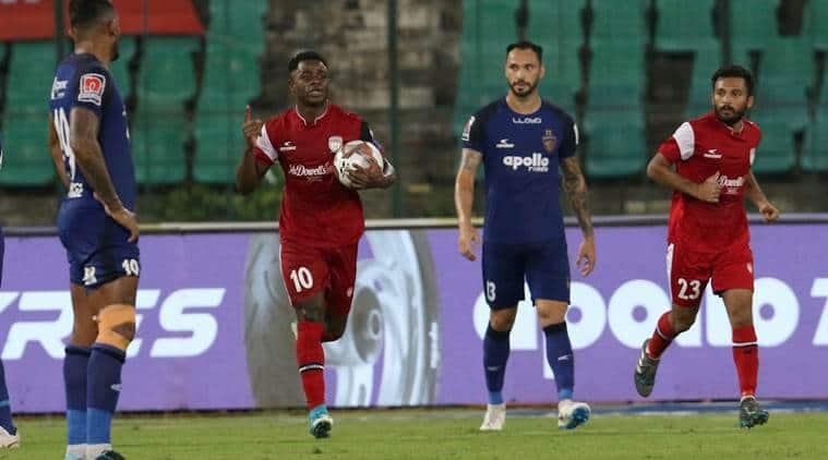ISL 2018/19: NorthEast United stage stellar comeback to beat Chennaiyin 4-3