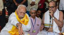 Mohan Bhagwat offers prayers at Pune temple for 'speedy' construction of Ram temple