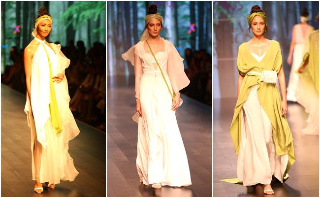 Lotus Make Up India Fashion Week From Oversized Bags To Ruffled