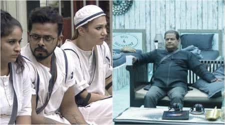 Bigg Boss 12 October 8 highlights: Surbhi lashes out at Karanvir; Sreesanth upset with Romil