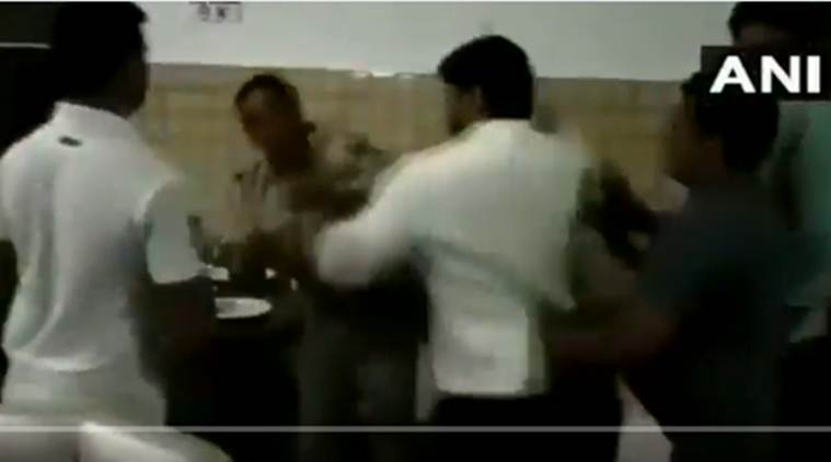 In Meerut, BJP councillor held for brawl with cop, woman
