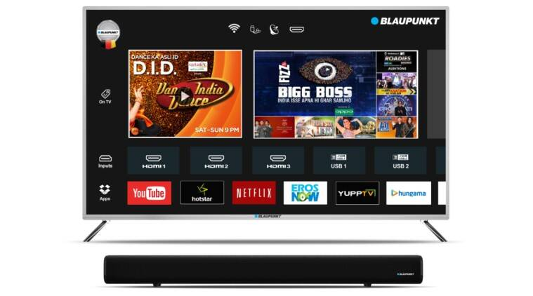 Blaupunkt BLA50AS570 Smart TV review: A good TV with even better sound