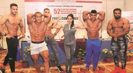 Pune bodybuilders, Indian Express