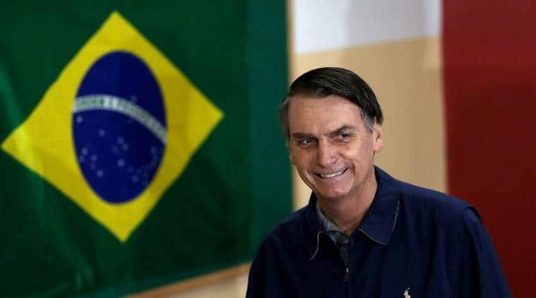 Brazilian President Bolsonaro shocks with Brazil 'golden shower' tweet