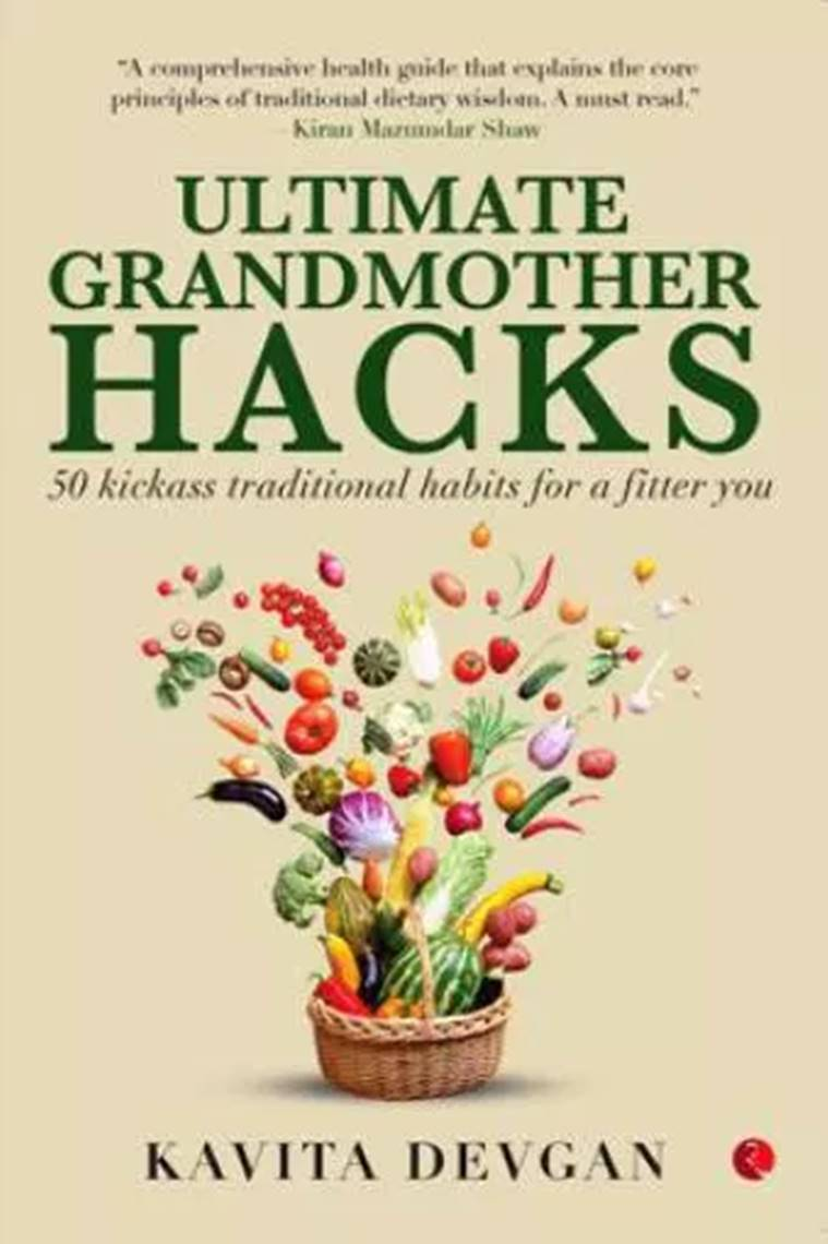 Ultimate Grandmother Hacks, Ultimate Grandmother Hacks amazon, cook books, kitchen hacks books, Ultimate Grandmother Hacks latest book, indian express, indian express news