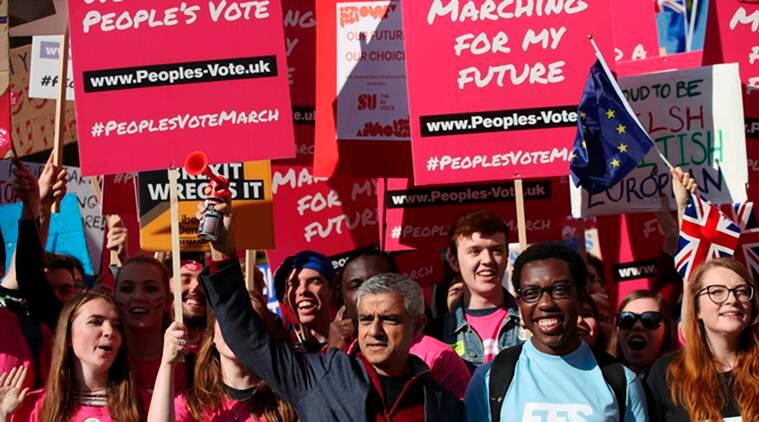 People's Vote March: Kent protestors to join thousands in London