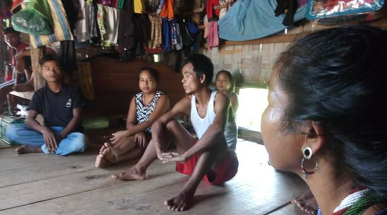 bru refugees, Bru refugees in tripura, Naisao, Naisao bru refugee, bru refugees repatriation, bru refugees tripura, bru refugees food crisis, bru refugees mizoram, India news, Indian express news