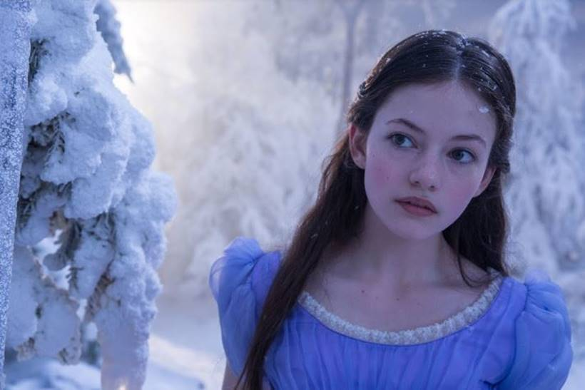 mackenzie foy photos