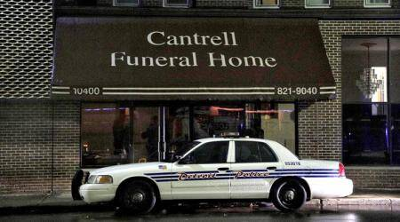 funeral home, decayed fetuses found, Detroit funeral home, raid in funeral homes, World news, Global news, Indian express
