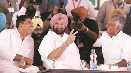 SAD finished among the masses, Badals culprits of the panth: CM Amarinder Singh