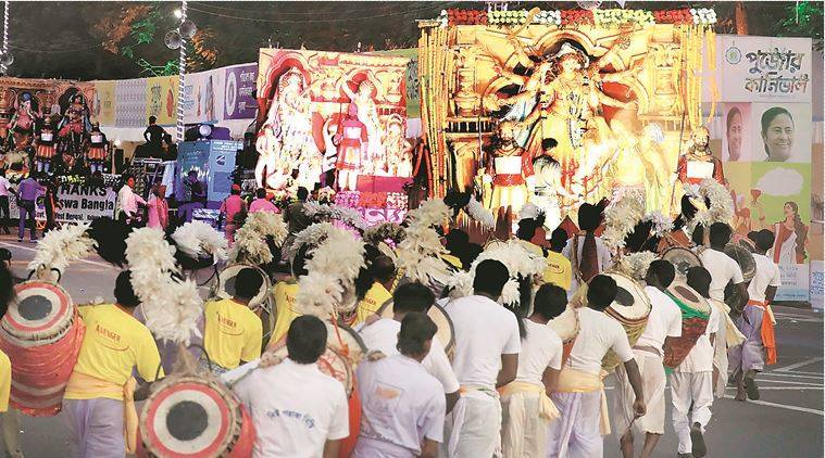 I-T notice to durga Puja committees: TMC to take out protest rallies in Birbhum, Burdwan
