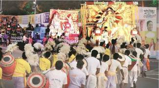 UNESCO to include Puja in heritage list, take part in Carnival next year: Mamata