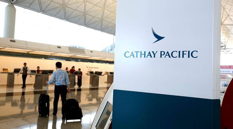 cathay pacific, cathay pacific data breach, cathay pacific airways, Hong Kong Dragon, passengers data breach, rupert hogg, indian express, world news