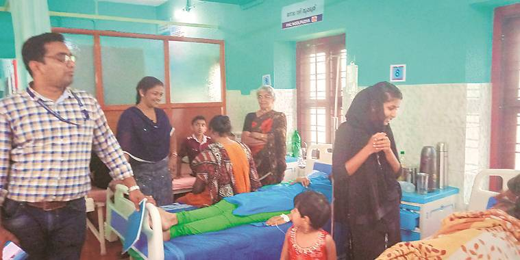 From napkin vends to kids park, a Kerala health centre shines