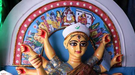 Chalchitra & Patachitra – the fading art forms which form the backdrop of Durga Puja