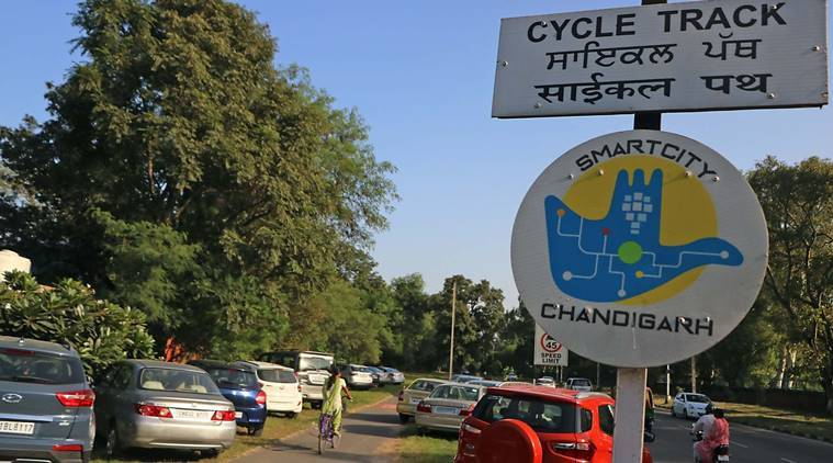 617 cycle-sharing points identified in Chandigarh
