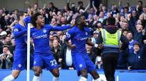 Chelsea, Manchester United play out thrilling 2-2 draw