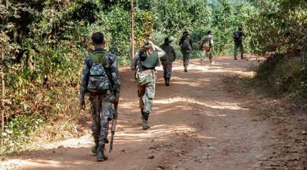 Maoists kill 4 CRPF men in poll-bound Chhattisgarh