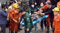 Two killed, 20 workers trapped in coal mine accident in China