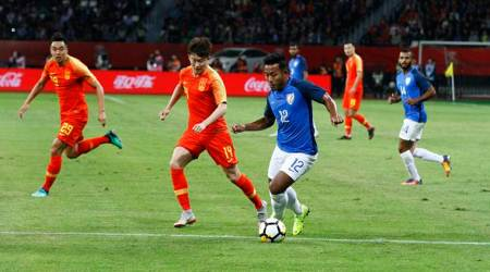 India's defence, Gurpreet Sandhu stand tall in 0-0 draw against China