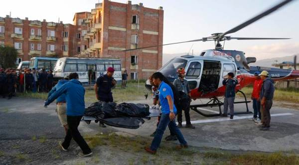 Bodies of 5 South Koreans, 4 Nepalese climbers retrieved from Mount Gurja