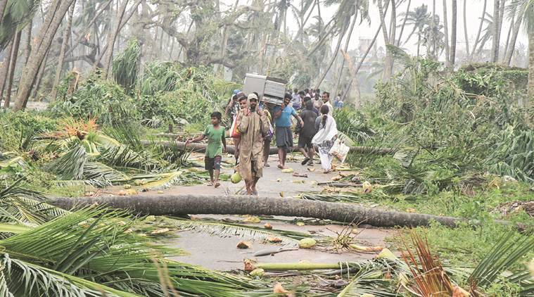 odisha cyclone, cyclone titli updates, cyclone titli, odisha rains, bay of bengal cyclone, andra pradesh cyclone, india cyclone, odisha weather, India Meteorological Department forecast, imd weather
