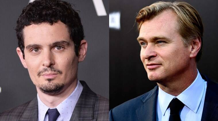First Man director Damien Chazelle: I was really lucky that I got to meet Christopher Nolan