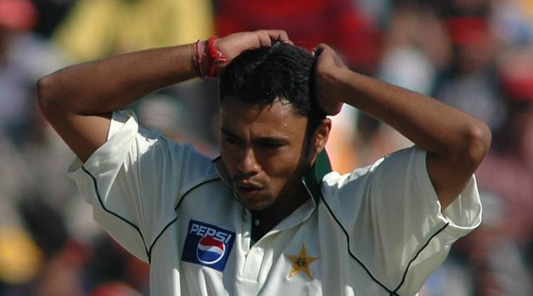 Danish Kaneria, Danish Kaneria banned, Danish Kaneria PCB, PCB inquiry Kaneria, Spinner Danish Kaneria, Pakistan spinner Kaneria, Kaneria ban, sports news, indian express, latest news