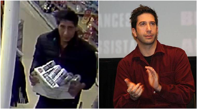 David Schwimmer, David Schwimmer lookalike, David Schwimmer police lookalike, ross look alike, ross from friends, viral, funny news