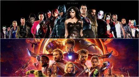 dc and marvel cinematic universe