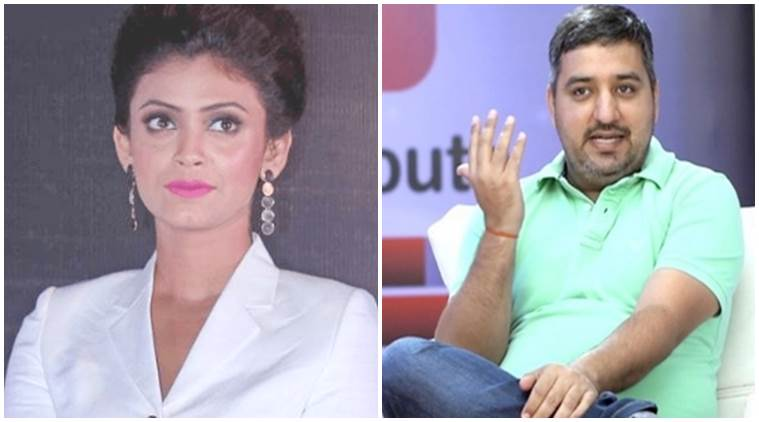 Debonita Sur accuses Vicky Sidana of inappropriate bhevaiour me too movement