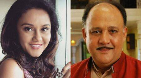 After Vinta Nanda and Sandhya Mridul, Deepika Amin accuses Alok Nath of harassment