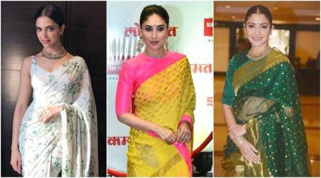 Navratri 2018 colours: Take inspiration from Bollywood celebs to ace your Navratri look